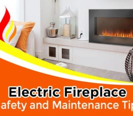 Electric Fireplace Safety Tips