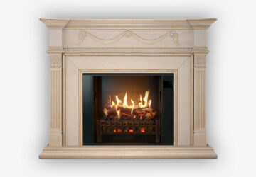 MagikFlame-Electric-Fireplace-and-Mantel-,-