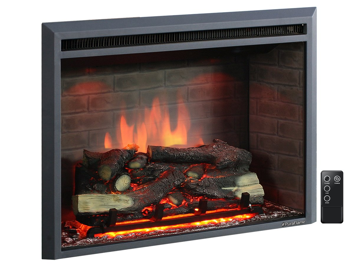 Best Electric Fireplace Insert