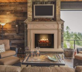magikflame electric fireplace