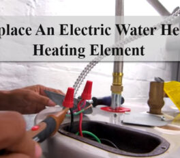 How to Replace an Electric Water Heater