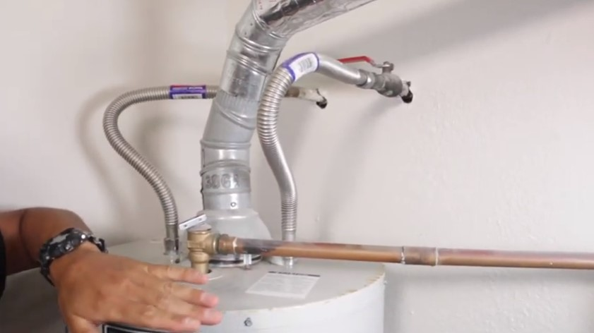 Your water pipe connections