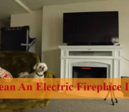 Clean an Electric Fireplace Insert